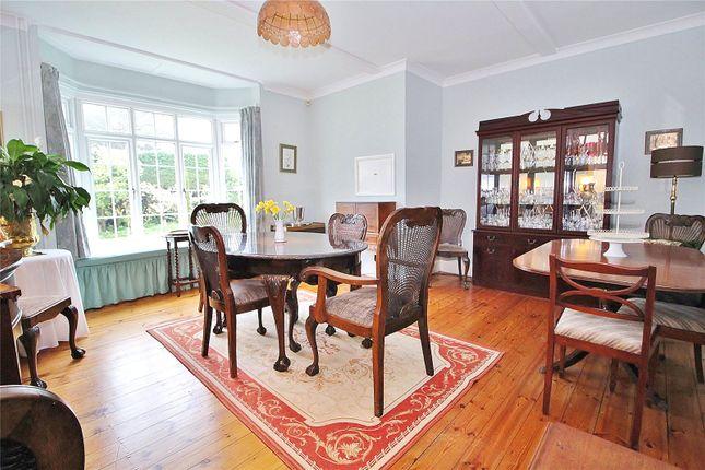 Dining Room of Salvington Hill, High Salvington, West Sussex BN13