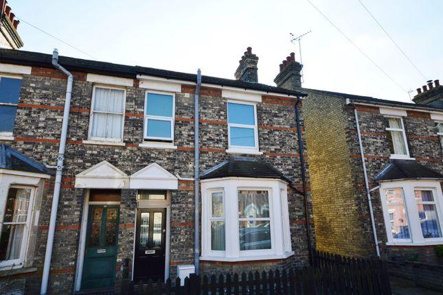 Thumbnail Semi-detached house for sale in Harsnett Road, Colchester