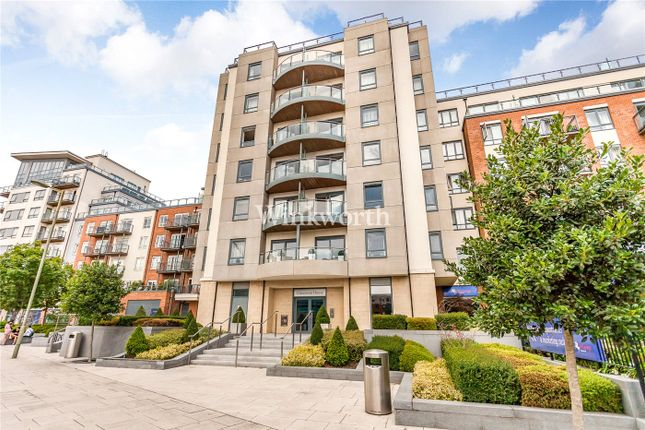Thumbnail Flat for sale in Claremont House, 14 Aerodrome Road, London