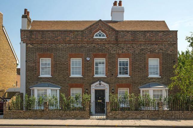 Thumbnail Detached house for sale in Kingston Road, Wimbledon, London