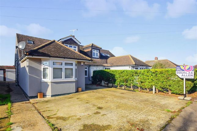 4 bed semi-detached bungalow for sale in Clavering Gardens, West Horndon, Brentwood, Essex