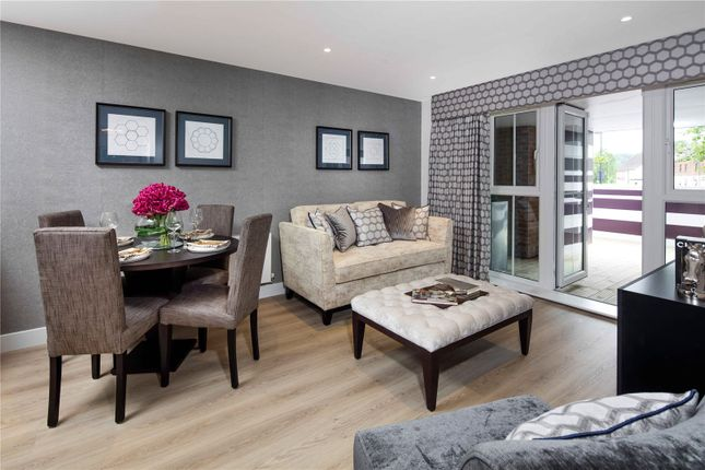 Thumbnail Flat for sale in Prime Place, Flambard Way, Godalming