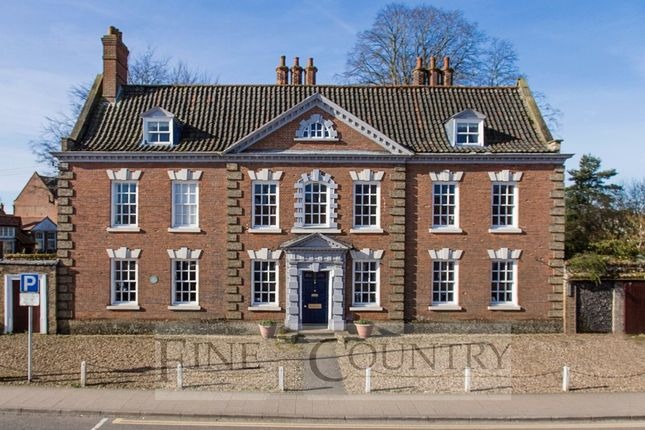 Thumbnail Detached house for sale in Market Place, Swaffham