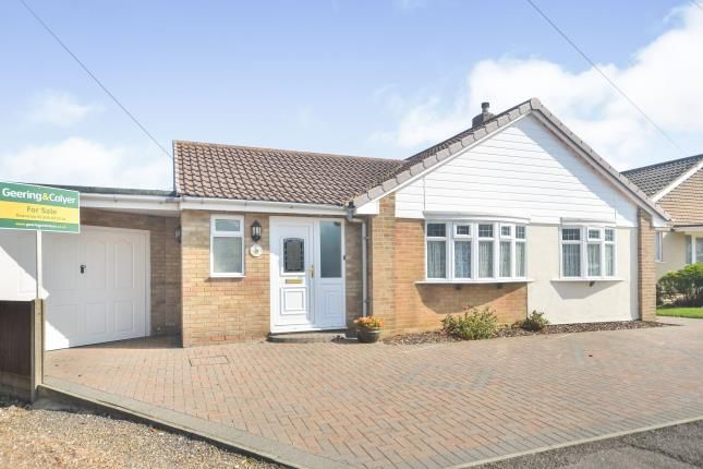 Thumbnail Bungalow for sale in Beauxfield, Whitfield, Dover, Kent