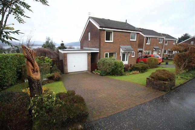 Thumbnail Detached house for sale in Dunvegan Avenue, Gourock, Renfrewshire