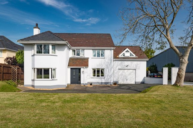 Thumbnail Detached house for sale in Kroywen House, Haven Road, Haverfordwest, Pembrokeshire
