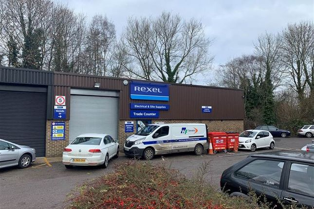 Thumbnail Warehouse to let in Unit I, Nickel Close, St Martin's Trading Estate, Winchester, Hampshire