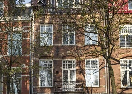 Thumbnail Town house for sale in Jan Luijkenstraat 16, 1071 Cn Amsterdam, Netherlands
