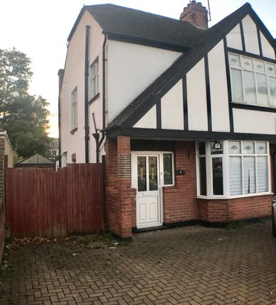 Thumbnail Semi-detached house to rent in Lewsey Road, Luton