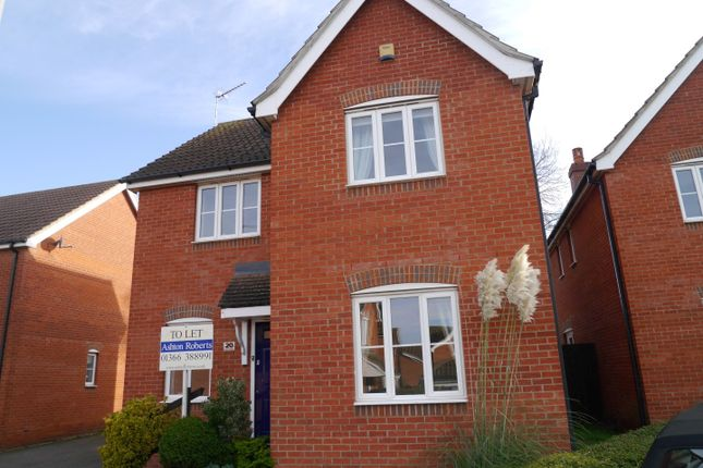 Thumbnail Detached house to rent in Swan Terrace, Downham Market