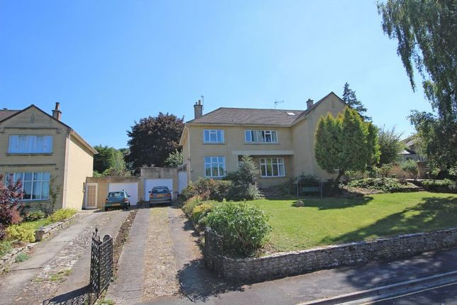Thumbnail Semi-detached house to rent in St. Anns Way, Bathwick, Bath