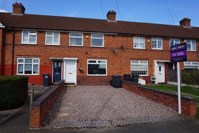 Thumbnail Terraced house for sale in Kingsland Road, Kingstanding, Birmingham