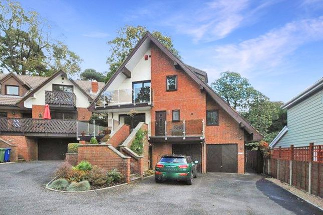 Detached house for sale in Courtenay Road, Lower Parkstone, Poole, Dorset