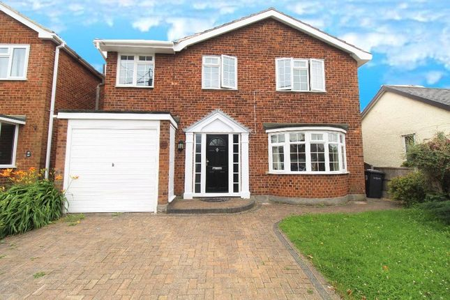 Thumbnail Detached house for sale in Philbrick Crescent East, Rayleigh, Essex