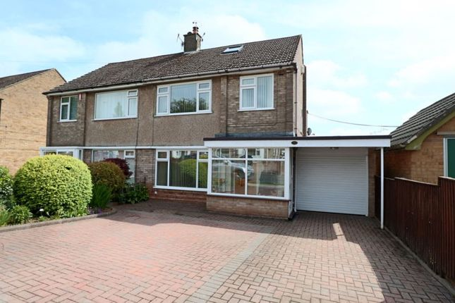 Semi-detached house for sale in Allerton Road, Trentham, Stoke-On-Trent