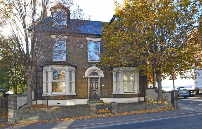 Thumbnail Block of flats for sale in Wilton Terrace, London Road, Sittingbourne