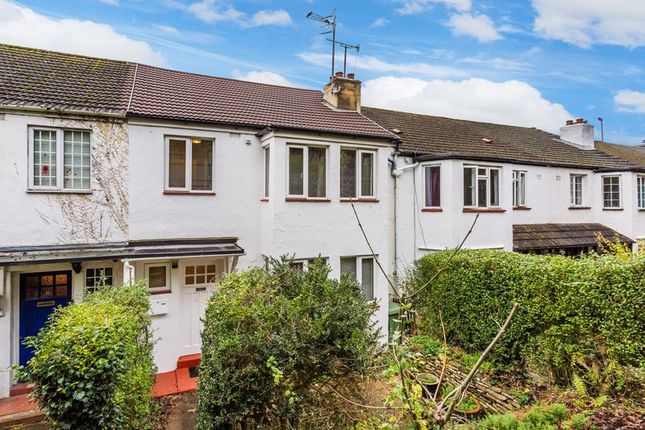 Thumbnail Terraced house for sale in Godstone Road, Purley, Surrey
