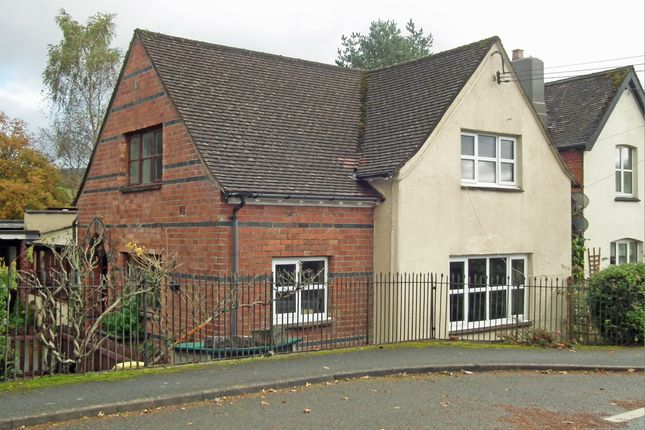 Thumbnail Semi-detached house to rent in Church House, Cwmbach Llechrhyd, Builth Wells