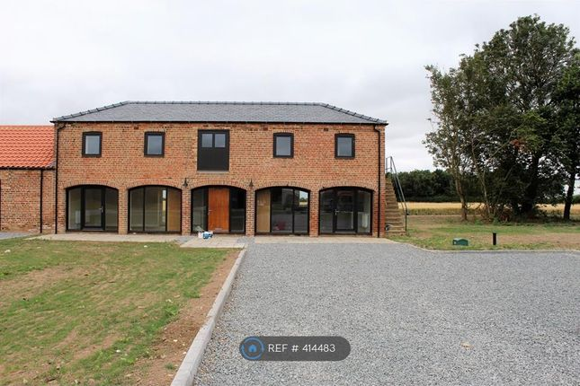 Thumbnail Semi-detached house to rent in Salt House Barn, Thornton-Le-Fen, Lincoln