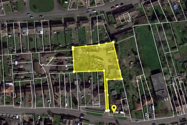 Thumbnail Land for sale in High Street, Polesworth, Tamworth