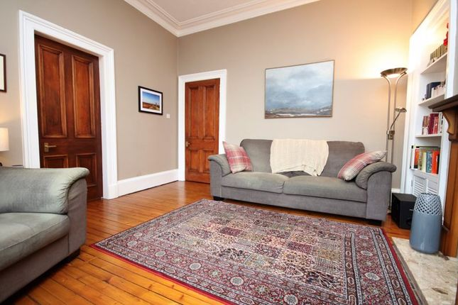 Living Room of High Street, Linlithgow EH49