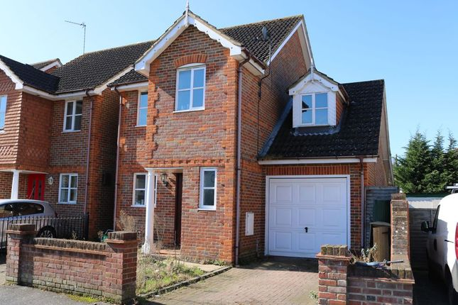 Thumbnail Detached house to rent in Kings Road, Egham