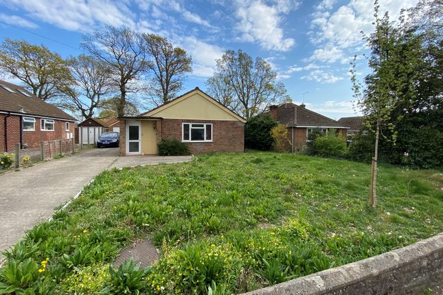 3 bed bungalow for sale in Brook Lane, Sarisbury Green, Southampton SO31