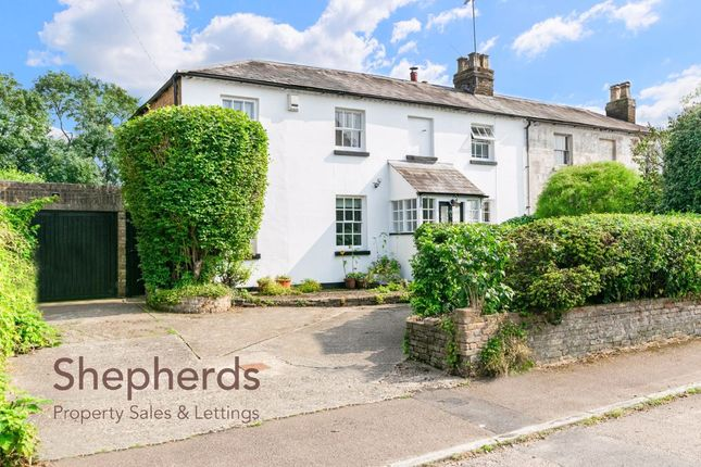 Thumbnail Semi-detached house for sale in Churchfield Path, Cheshunt, Hertfordshire