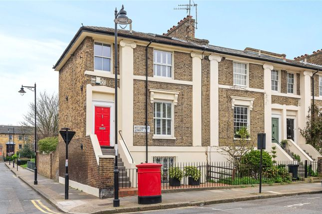 3 bed end terrace house for sale in Rotherfield Street, Islington, London N1