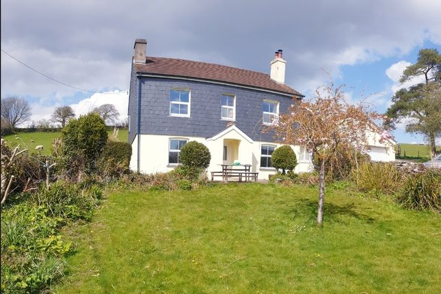 4 bed detached house to rent in St Dominic, Saltash PL12