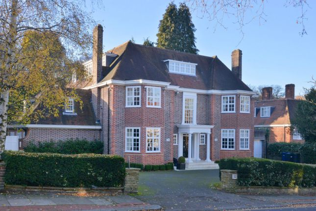 Thumbnail Detached house to rent in Ingram Avenue, Hampstead Garden Suburb, London