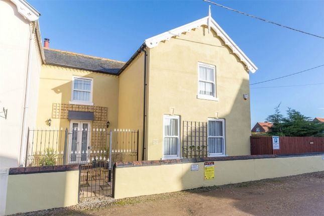 Thumbnail Semi-detached house for sale in Gladstone Road, Fakenham