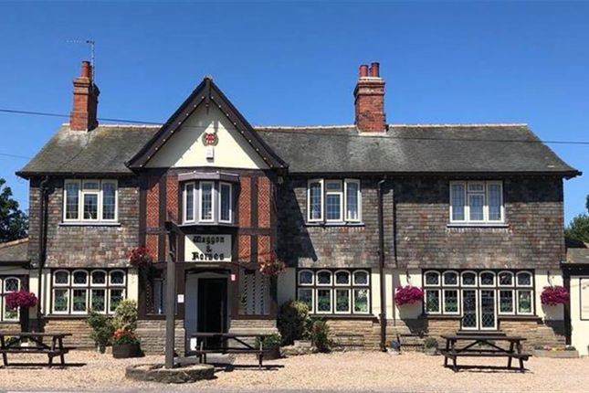 Thumbnail Leisure/hospitality for sale in Main Road, South Reston, Louth