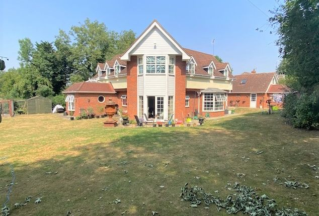 Thumbnail Detached house for sale in Motts Green, Little Hallingbury, Bishop's Stortford