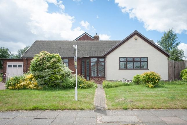 Thumbnail Detached bungalow for sale in Falstone Road, Sutton Coldfield