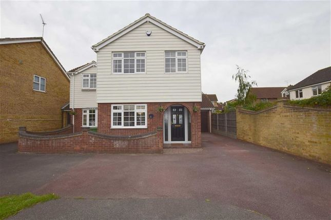 Thumbnail Detached house for sale in Davenants, Basildon, Essex