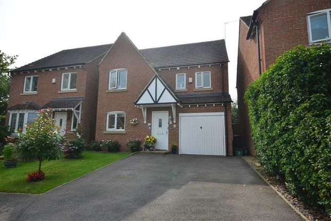 Thumbnail Detached house for sale in Simpsons Orchard, Abbeydale, Gloucester