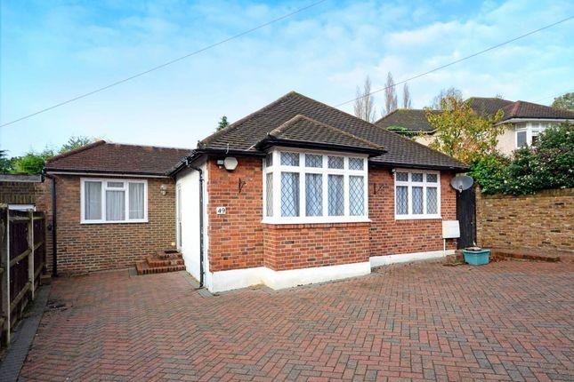 Thumbnail Bungalow to rent in Matlock Way, New Malden