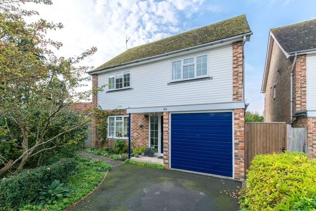 Thumbnail Detached house for sale in Christie Avenue, Ringmer