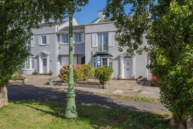 Thumbnail Terraced house for sale in Ansteys Close, Torquay