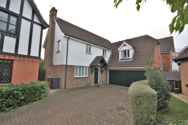 Thumbnail Detached house for sale in Mace Walk, Chelmsford