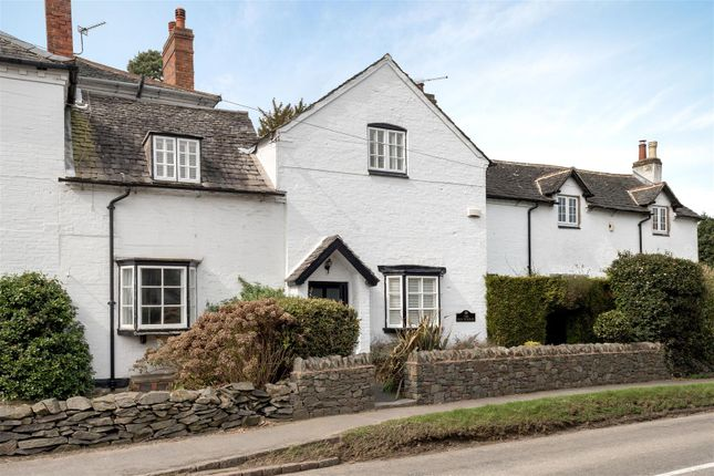 Thumbnail Cottage for sale in Forest Road, Woodhouse, Loughborough