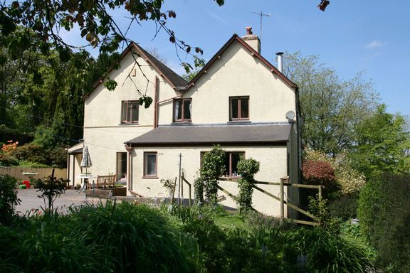 Thumbnail Detached house for sale in Morebath, Tiverton