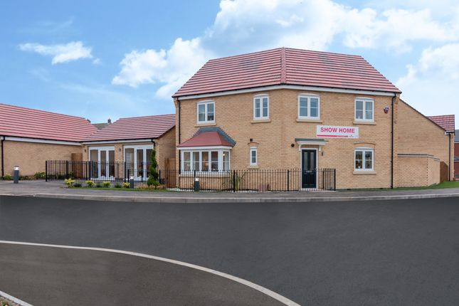 Thumbnail Detached house for sale in Off Grantham Road, Waddington