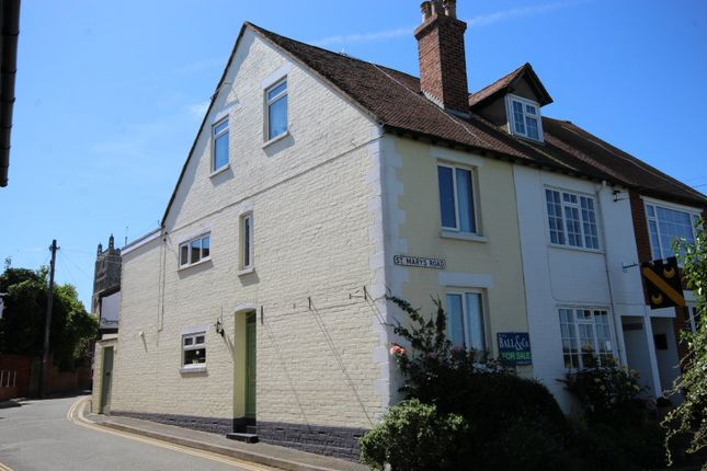 Thumbnail Terraced house for sale in St Marys Road, Tewkesbury, Gloucestershire