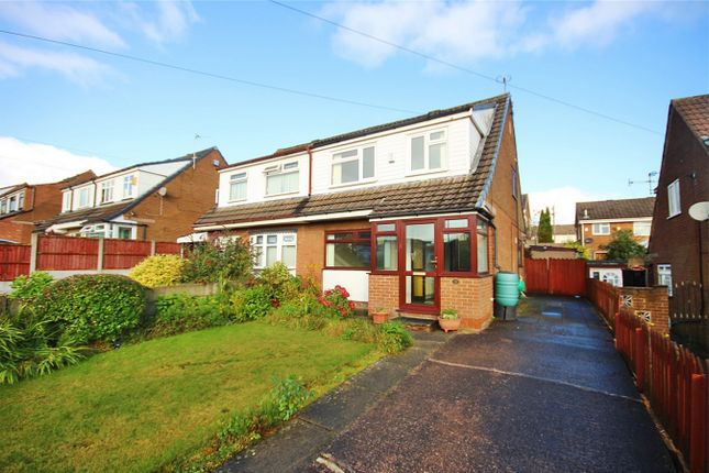Thumbnail Semi-detached house for sale in Redruth Avenue, St. Helens