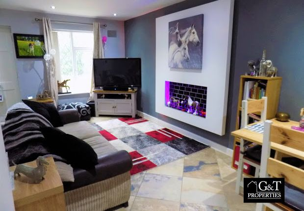 Living Room of Bisell Way, Brierley Hill, Brierley Hill DY5