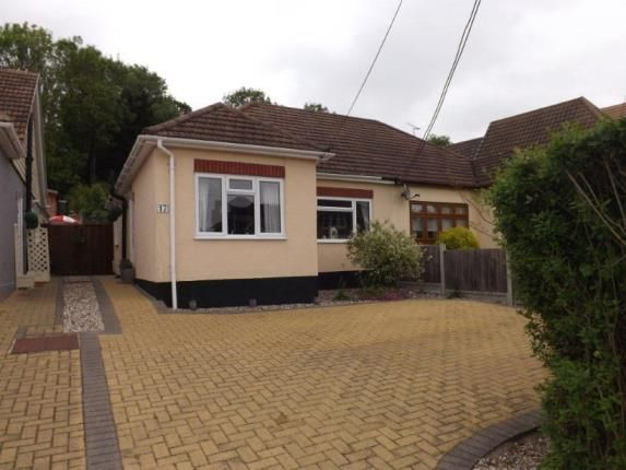 Thumbnail Bungalow for sale in Benfleet, Essex, Uk