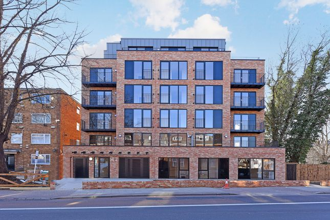 Thumbnail Flat for sale in Upper Clapton Road, London