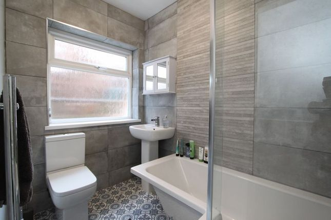 Bathroom of Speedwell Crescent, Plymouth PL6